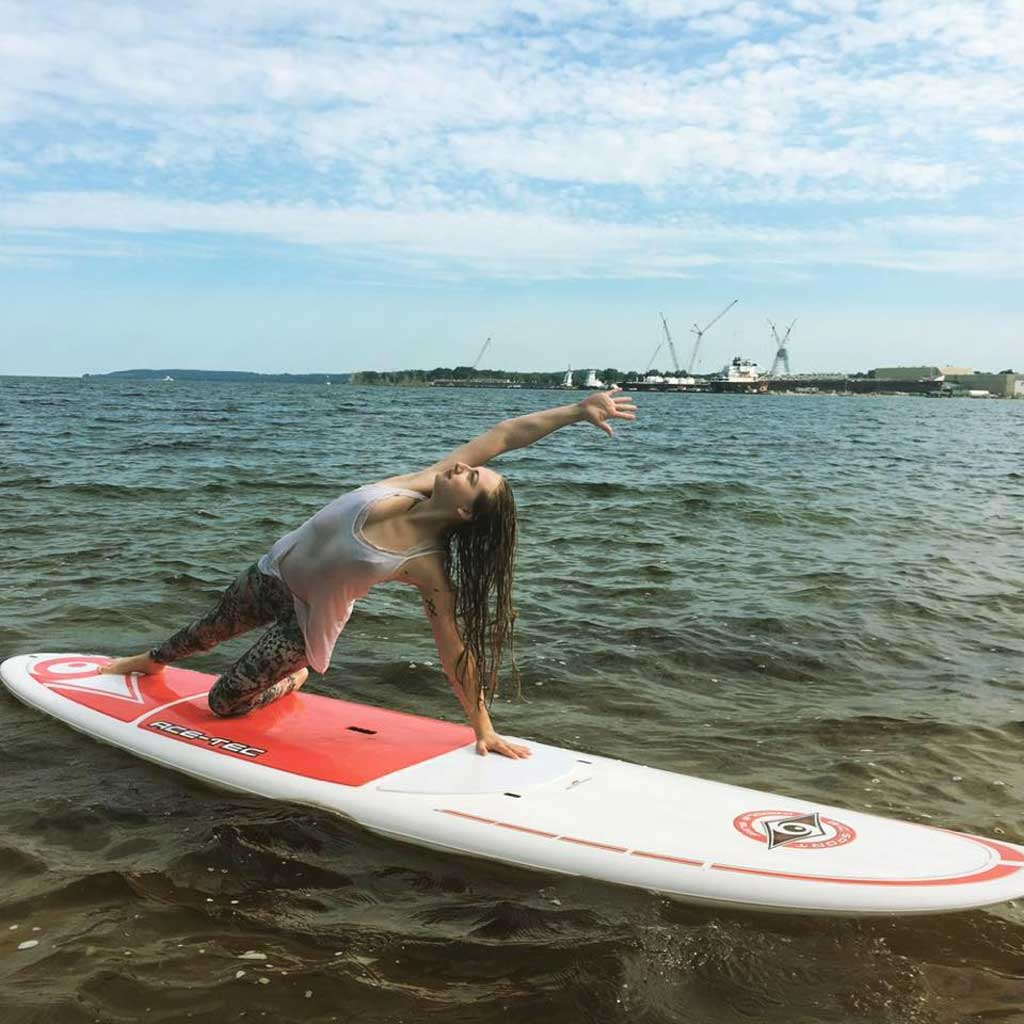 Lily Pad Waterfront Cottage Door County Sturgeon Bay Wisconsin Stand Up Paddleboard